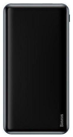 Baseus Simbo powerbanka 10 000 mAh, černá