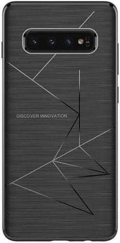 Nillkin Magic Case Qi pouzdro pro Samsung Galaxy S10+, černá