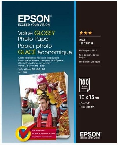 Epson Value Glossy 10x15
