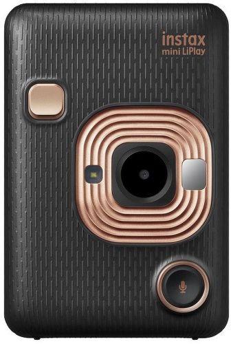 Fuji Instax mini LiPlay černý