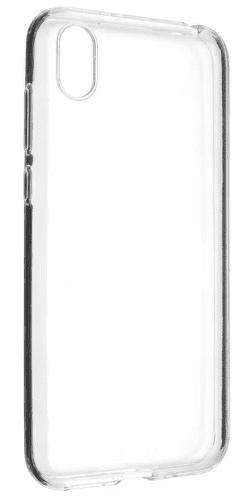 Fixed TPU pouzdro pro Huawei Y5 2019, transparentní