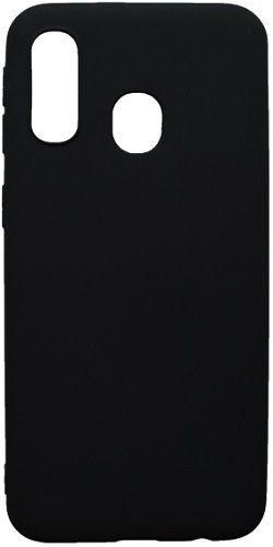 Mobilnet gumové pouzdro pro Samsung Galaxy A40, černá