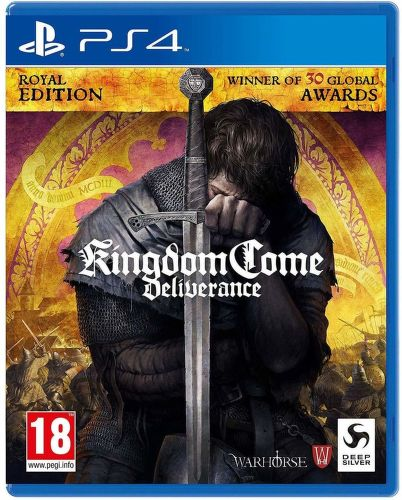 Kingdom Come: Deliverance - Royal Edition - PS4