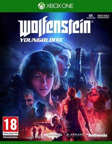 Wolfenstein: Youngblood Xbox One hra