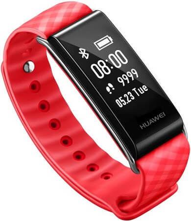 Huawei Color Band A2 červený