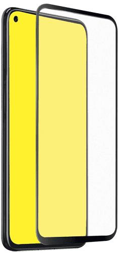 SBS Full Cover tvrzené sklo pro Motorola One Vision, černá