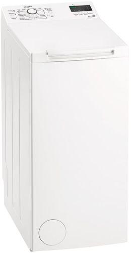 Whirlpool NTDLR 60116, biela práčka plnená zhora