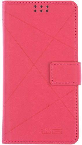 """Winner Cross UniBook 5"""", růžová"""
