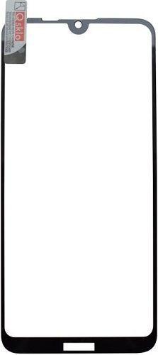 Q sklo 2,5D ochranné sklo pro Huawei Y7 2019, černá