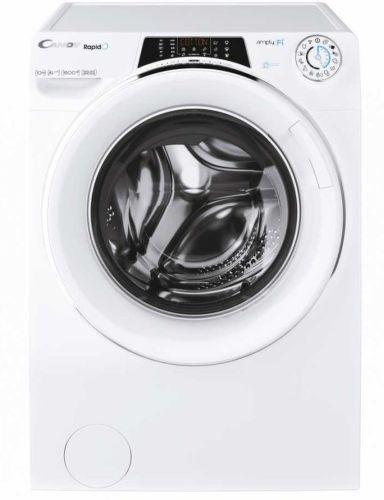 CANDY RO16106DWHC7\1-S, bílá smart pračka plněná zepředu