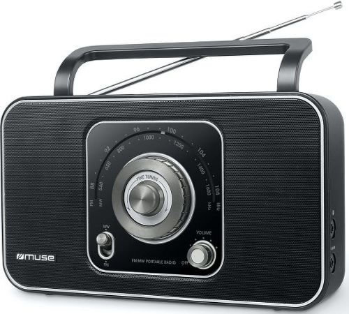 MUSE M-069R BLK