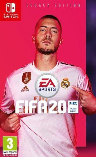 FIFA 20 Legacy Edition Nintendo Switch hra