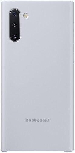 Samsung Silicone Cover pro Samsung Galaxy Note10, bílá