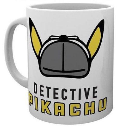 Bonton Merch, keramický hrnek Detective Pikachu