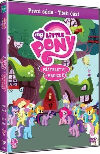 My Little Pony: Přátelství je magické 1. série - 3. část DVD