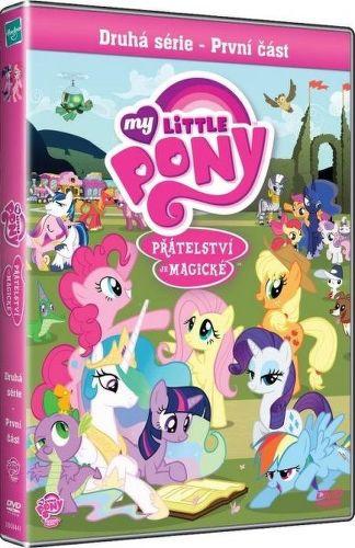 My Little Pony: Přátelství je magické 2. série - 1. část DVD