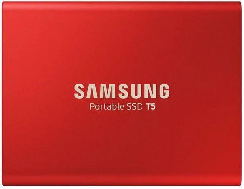 Samsung SSD T5 1TB červený