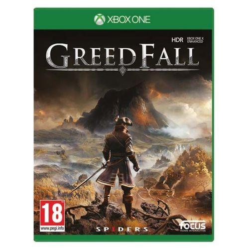 GreedFall Xbox One hra