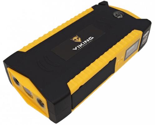 Viking Car Jump Starter Zulu 19 Plus powerbanka 19 000 mAh, černo-žlutá