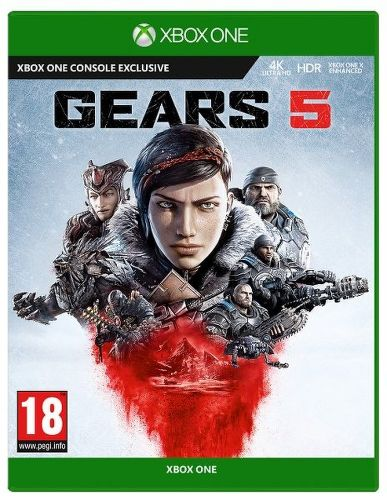 Gears 5 Standard Edition Xbox One hra