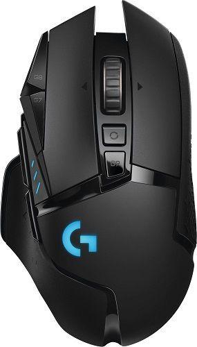 Logitech G502 Lightspeed Wireless černá