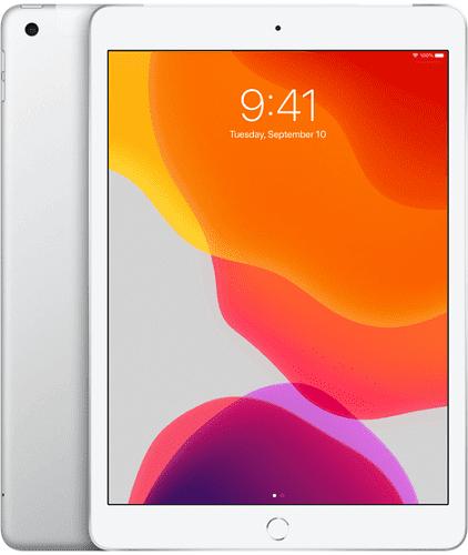 Apple iPad 2019 32GB WiFi + Cellular MW6C2FD/A stříbrný