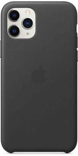 Apple kožený kryt pro iPhone 11 Pro, černá