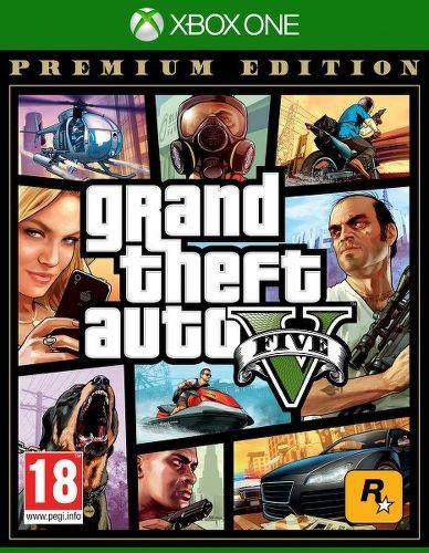 Grand Theft Auto V Premium Edition Xbox One hra