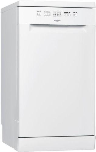WHIRLPOOL WSFE 2B19 bílá myčka nádobí, biela umývačka riadu