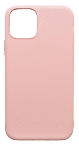 Mobilnet Soft silikonové pouzdro pro Apple iPhone 11 Pro, růžová