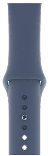 Apple Watch 44 mm sportovní řemínek S/M a M/L, seversky modrý