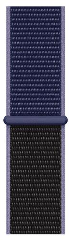 Apple Watch 40 mm sportovní provlékací řemínek, půlnočně modrý