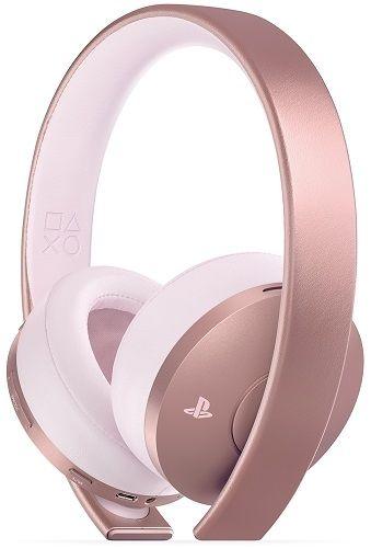 Sony PS4 Gold růžový