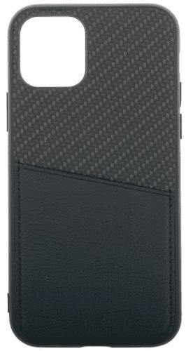 Winner CarbonPocket pouzdro pro Apple iPhone 11 Pro, černá