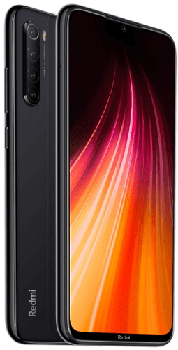 Xiaomi Redmi Note 8T 32 GB šedý