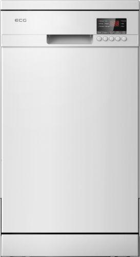 ECG EDF 4525 QWA++, bílá myčka nádobí
