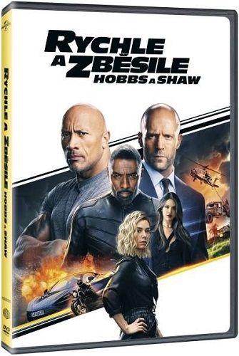 Rychle a zběsile: Hobbs a Shaw - DVD film