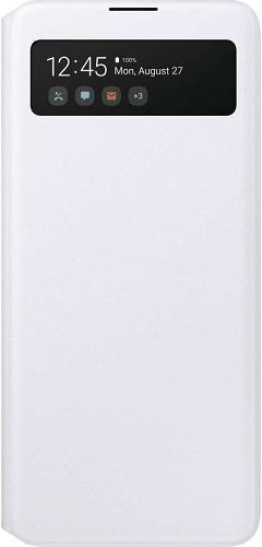 Samsung flipové pouzdro pro Samsung Galaxy A71, bílá