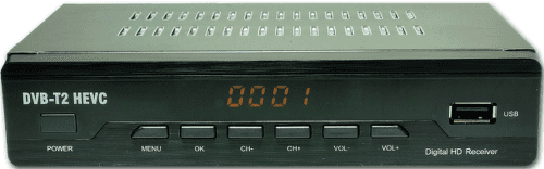 MAGNET-TV DVB-T/T2  H.265