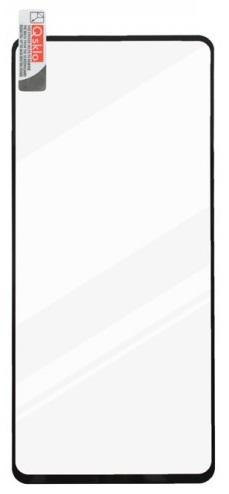 Qsklo 2,5D tvrzené sklo pro Samsung Galaxy A71, černá