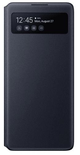 Samsung S View Wallet Cover pro Samsung Galaxy S10 Lite, černá