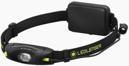 LED Lenser NEO 4 čelovka černá