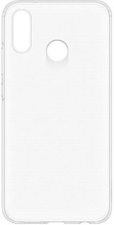 Huawei TPU pouzdro pro Huawei P20 Lite, transparentní