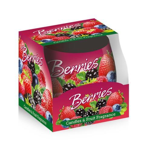 Sweet Home berries, Vonní svíčka