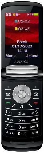 Aligator DV800 černý