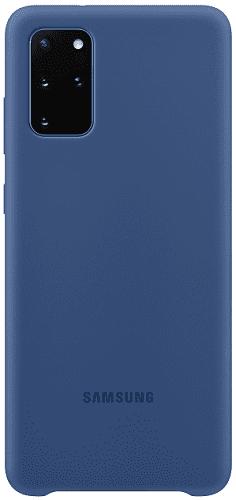 Samsung Silicone Cover pro Samsung Galaxy S20+, modrá