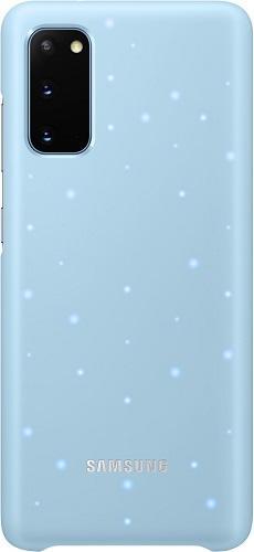 Samsung LED Cover pouzdro pro Samsung Galaxy S20, modrá
