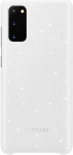 Samsung LED Cover pouzdro pro Samsung Galaxy S20, bílá