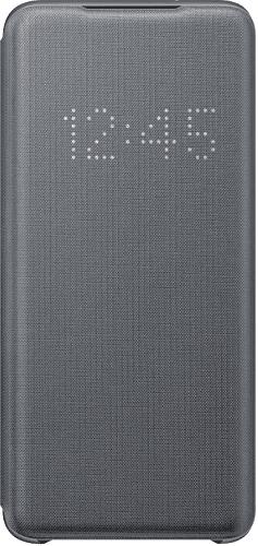 Samsung LED View Cover pouzdro pro Samsung Galaxy S20, šedá