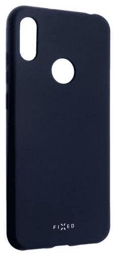 Fixed Story silikonový zadní kryt pro Huawei Y6s, modrá